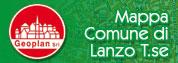 Mappa comune di Lanzo Torinese
